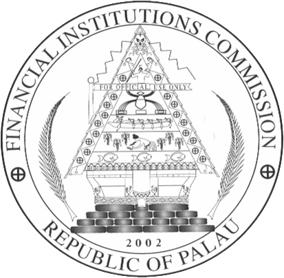 Republic of Palau Financial Institutions Commission Logo