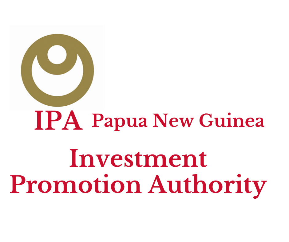 Papua New Guinea Investment Promotion Authority Logo Seal