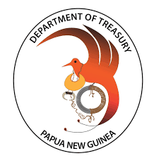 Papua New Guinea Ministry of Treasury Logo Seal
