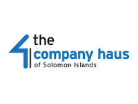 The Company Haus of Solomon Islands Logo
