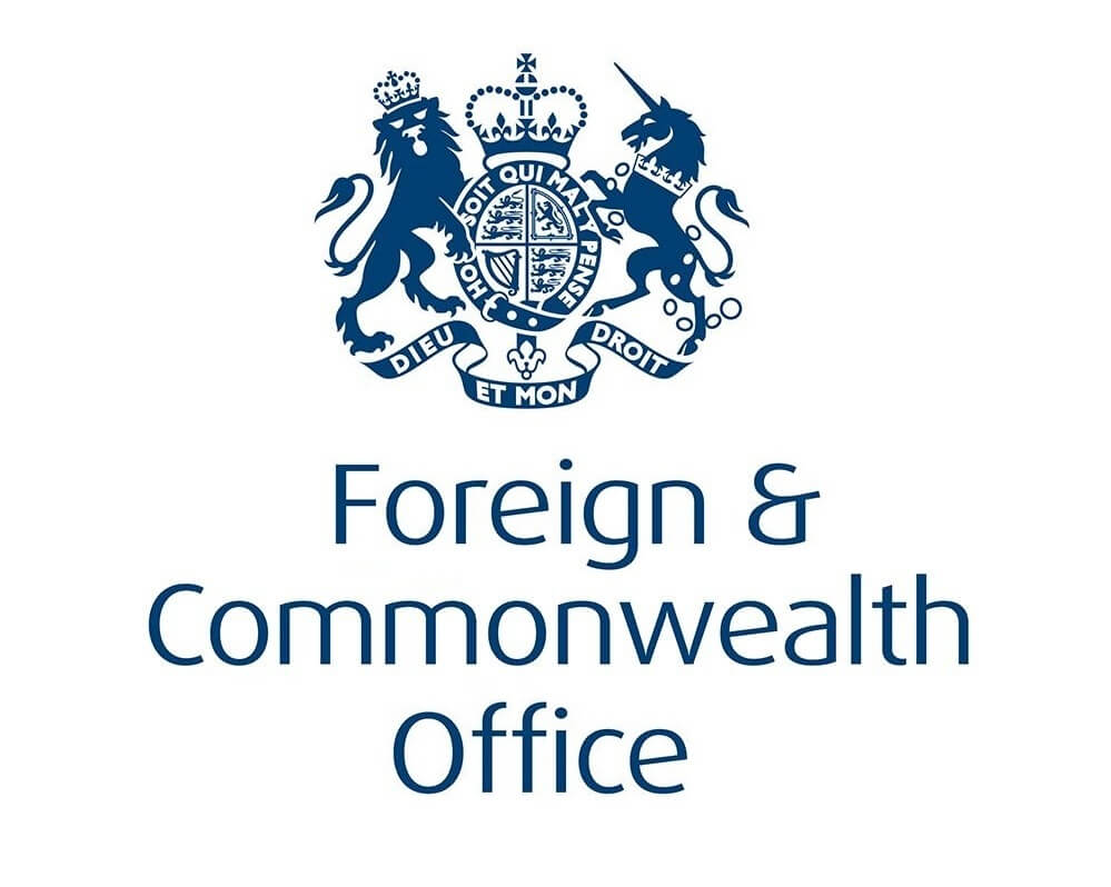 UK Foreign, Commonwealth & Development Office Logo